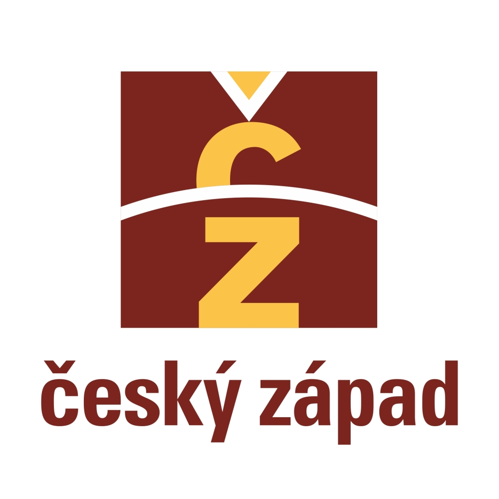 Český západ - logo color s názvem